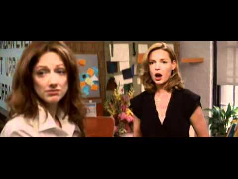 "27 Dresses - ""I love you too"" slap scene"