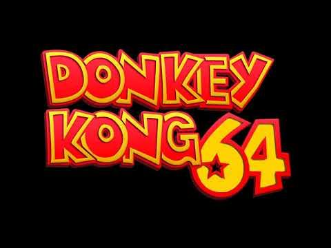Donkey Kong 64 - Jungle Japes prt 3