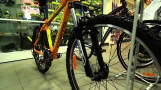 сравнение горного и гибридного велосипеда на примере одной марки