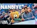 Gambar cover Teddy | Nanbiye Song Lyric | Arya, Sayyeshaa | D. Imman | Shakti Soundar Rajan