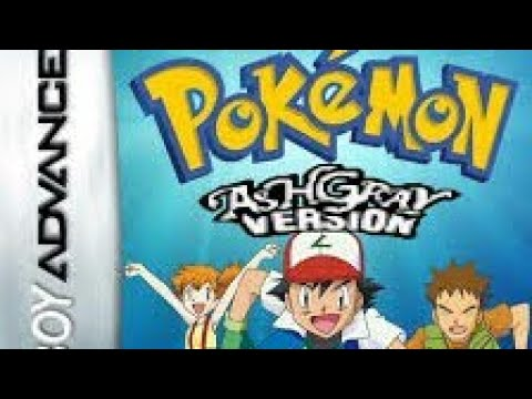 pokemon ash gray free download for gba emulator