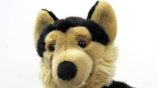 Trudi Toys | German Shepherd Fred Toy Review
