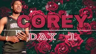 Corey- Day 1