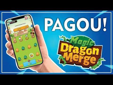 DRAGON MERGE - PROVA DE PAGAMENTO   2020✔️