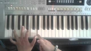 hướng dẫn cách bỏ hợp âm một cách logic cho bàn tay trái