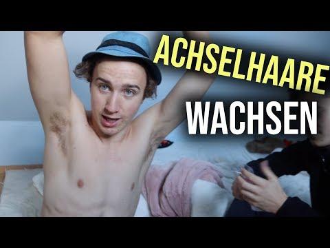 ACHSELHAARE WACHSEN (BLUT)
