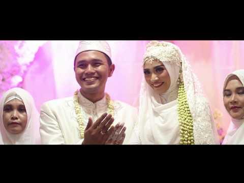 Rizki & Fida Wedding Clip  (SAME DAY EDIT)