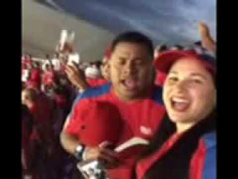 Himno de Panamá  Orlando City Stadium