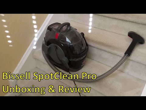 bissell-3624-spotclean-pro---unboxing-&-review