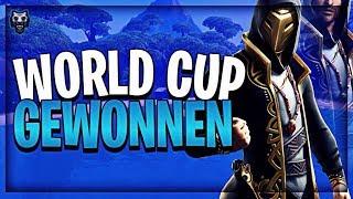 Fortnite WORLD CUP GEWONNEN