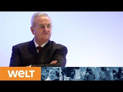 Hundert Millionen Euro: Jetzt will VW an das Vermögen von Ex-Boss Winterkorn