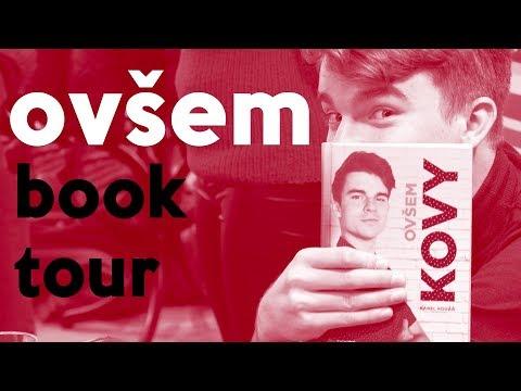 Ovšem book tour   KOVY