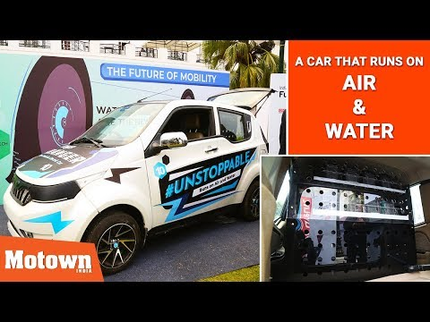 Car That Runs On Air >> A Car That Runs On Air Water Log 9 Materials Metal Air