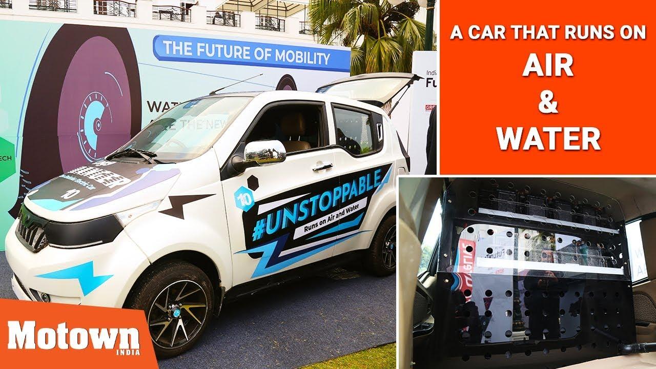 Car That Runs On Air >> A Car That Runs On Air Water Log 9 Materials Metal Air Battery