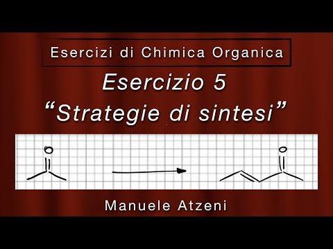 Chimica Organica Strategie di sintesi (Esercizio 6) from YouTube · Duration:  9 minutes 6 seconds