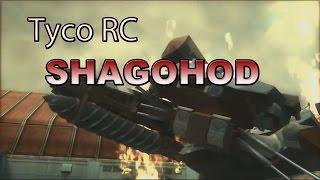 Tyco RC Shagohod