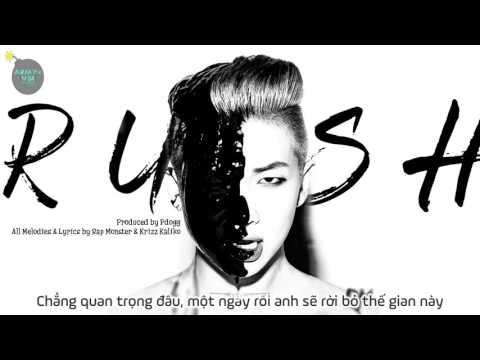 [ARMYsVN] [Vietsub] Rap Monster (BTS) - 8. Rush (Feat. Krizz Kaliko)