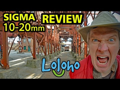 REVIEW: Sigma 10-20mm Ultrawide Zoom Lens (for Nikon, Canon, etc.)