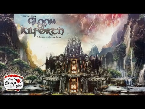 Gloom of Kilforth (Solo Playthrough Part 2)