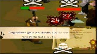 TasteMyCombo - Runescape 2007 Progress Video 2 - PKing - Skilling