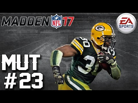 Madden 17 Ultimate Team | Ep.23 - Ahman Green Dominates in Debut
