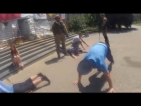Украина.Как освобождали Славянск