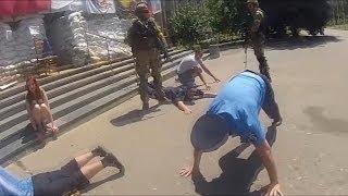 Украина.Как освобождали Славянск от террористов.Путин негодует.Видео | Славянск,Донецк