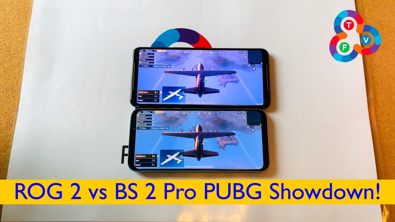 Asus ROG Phone 2 vs Black Shark 2 Pro - Gaming Beast Showdown!