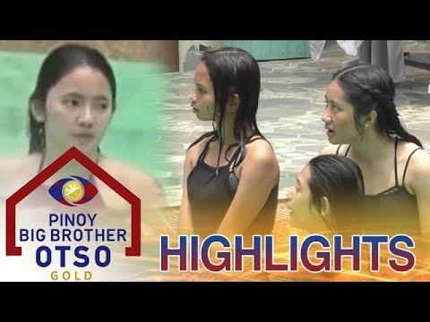 Angela, pinaalalahanan ang mga kasama sa kanilang weekly task | PBB OTSO Gold