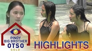 Angela Tungol shares with the teen housemates her thoughts on Shami...