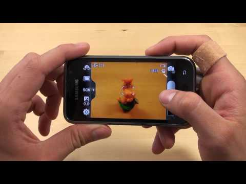 Samsung Galaxy S Plus - Kamera - Teil 4