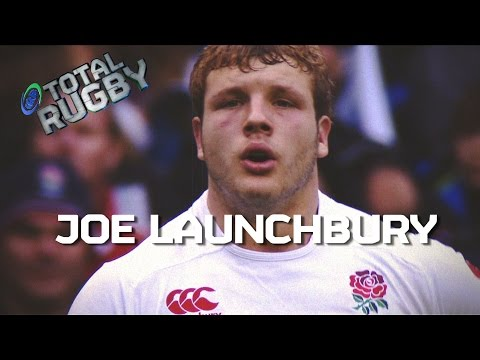 England's Rugby World Cup Launch-pad | Joe Launchbury EXCLUSIVE
