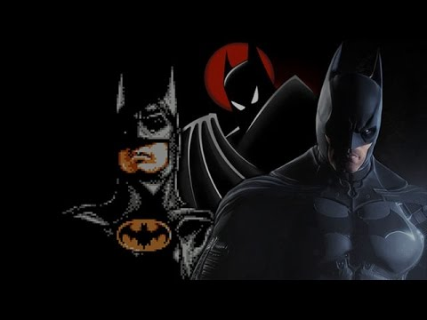 Top 10 Batman Games