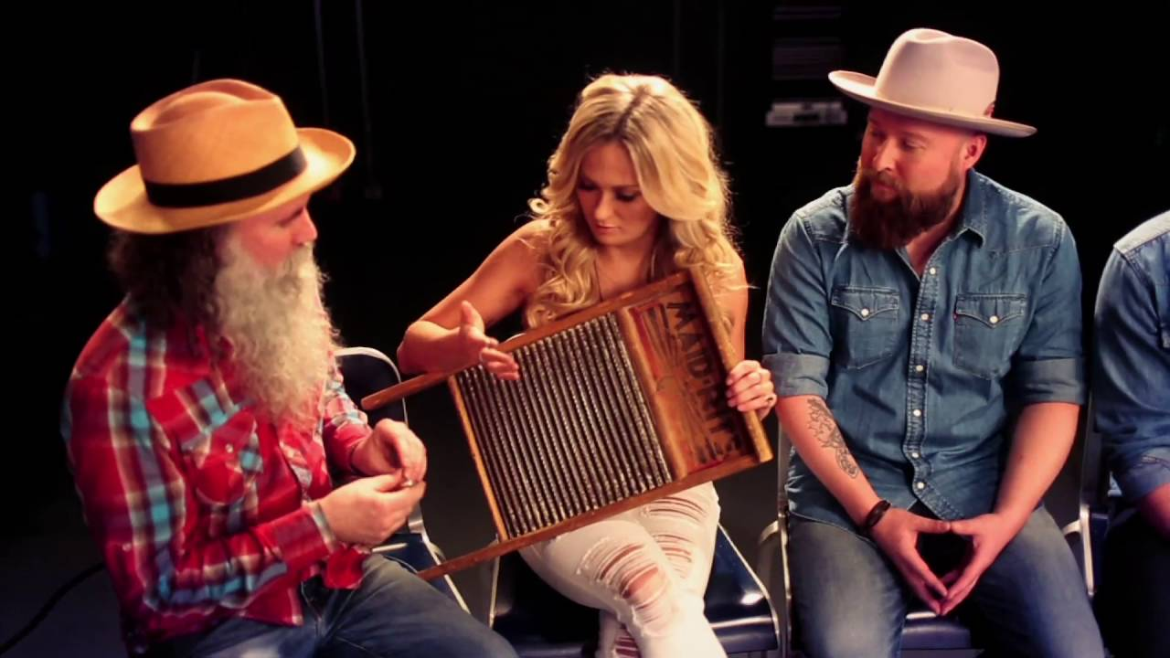 cmt music fest the washboard union teaches meghan patrick how to play the washboard youtube. Black Bedroom Furniture Sets. Home Design Ideas