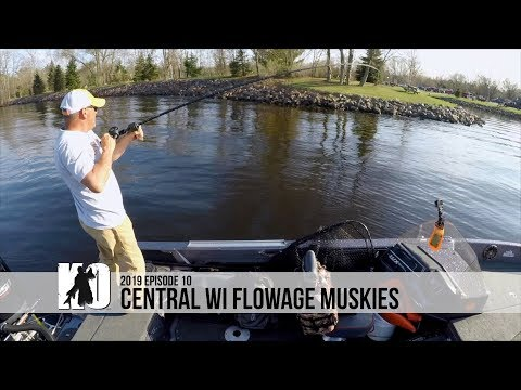 Muskie Action In Central Wisconsin - Episode 10