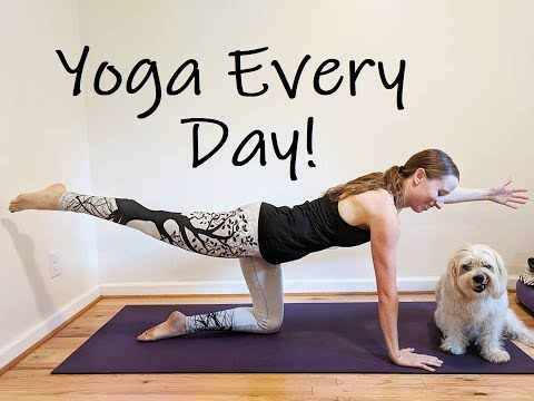 Yoga Every Day with Abigail Redman: Part 2
