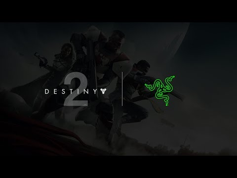 Official Destiny 2 Licensed Razer Peripheral Suite Teaser