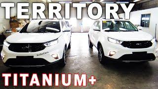 2020 Ford Territory 1.5L EcoBoost Titanium Test Drive - [SoJooCars]