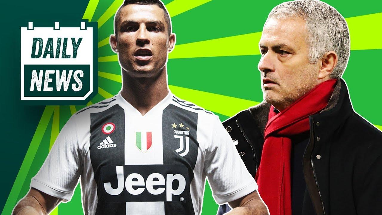 ronaldo transfer news