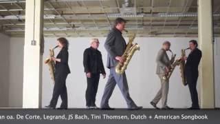 PROMO VIDEO Cirkels - Ernst Daniël Smid - The Four Baritones