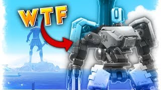 GHOST BASTION..?!   Overwatch Best and Funny Moments - Ep.126