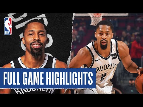 NETS At CAVALIERS | FULL GAME HIGHLIGHTS | November 25, 2019