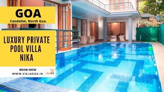 Villa Nika, 3 bedroom villa with private pool for rent