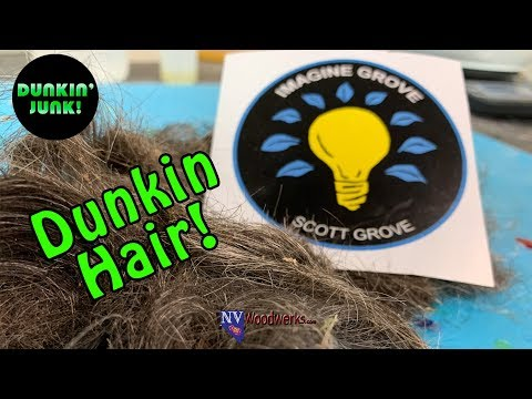 🔴Replay: Dunkin Hair in Resin - Dunkin Junk Live Resin Casting | Episode 1