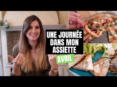 une-journée-dans-mon-assiette---avril---samosa-&-pâte-pizza-maison