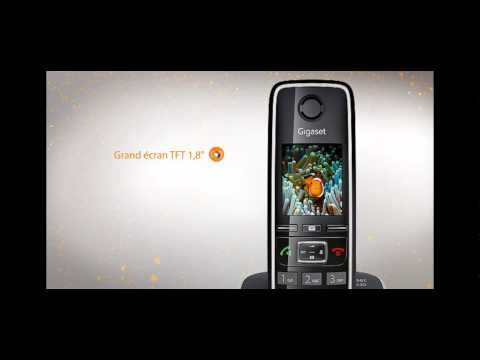 Tlphone sans fil Gigaset C530 - C530 Duo