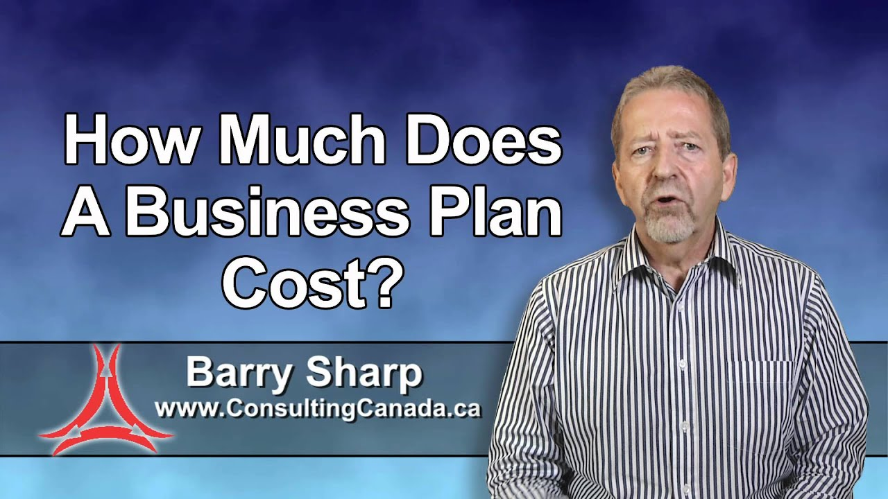 How Much Does A Business Plan Cost