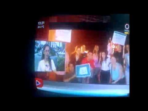 Ave Marías Gratis Asunción, Hagamos lío Paraguay en Paraguay Noticias - Paraguay TV HD