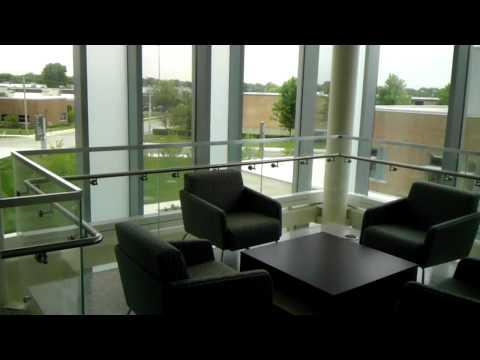 Elgin Community College Healthcare Building tour