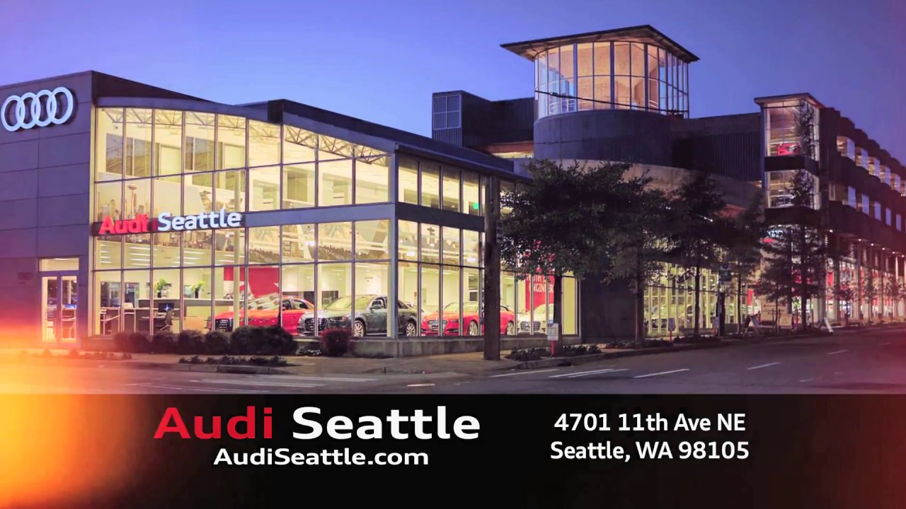 Audi Seattle Rain Or Shine Seattle Video Production YouTube - Audi seattle